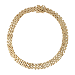 Be | Bracelet Yellow gold | Panthere