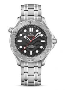 Omega Seamaster Diver 300M Nekton Edition Steel | 42MM