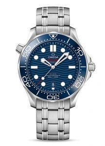Omega Seamaster Diver 300M Blue | 42MM