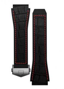 TAG Heuer Connected Strap Rubber BT6234