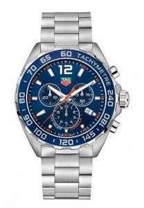 TAG Heuer Formula 1 Chronograph Blue Steel | 43MM CAZ1014.BA0842