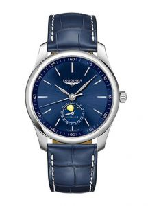 LONGINES MASTER COLLECTION MOONPHASE | 40MM L2.909.4.92.0