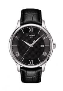 Tissot Tradition black | 42MM T063.610.16.058.00