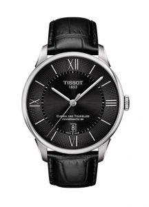 Tissot Chemin Des Tourelles Powermatic 80 Black | 42MM T099.407.16.058.00