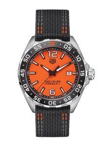 TAG Heuer Formula 1 Oranje | 43MM