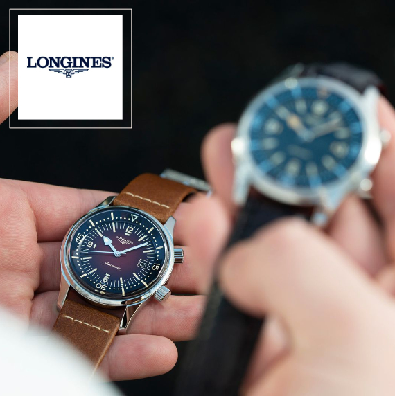 Longines Legend Diver
